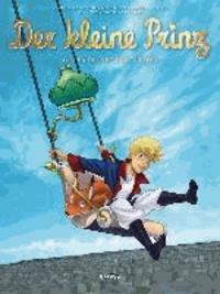 Der kleine Prinz 11. Der Planet der Bücher.
