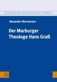Der Marburger Theologe Hans Graß.