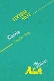 der Querleser - Carrie von Stephen King (Lektürehilfe) - Detaillierte Zusammenfassung, Personenanalyse und Interpretation.
