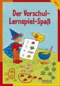 Der Vorschul-Lernspiel-Spaß.
