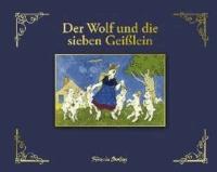 Der Wolf und die sieben Geißlein.