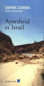 Galabria.be Apartheid et Israël Image