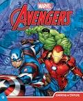 Derek Harmening et Art Mawhinney - Avengers.