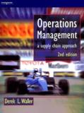Derek-L Waller - Operation Management - A Supply Chain Approach.