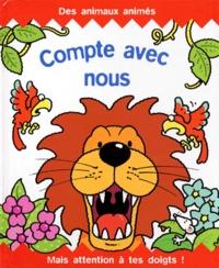 Derek Matthews et Jacques Pinson - Compte avec nous - Mais attention à tes doigts !.