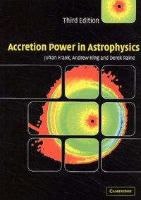 Galabria.be Accretion Power in Astrophysics. 3rd Edition Image