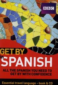 Derek Utley - Get by in Spanish. 1 CD audio
