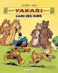Derib et  Job - Yakari l'ami des animaux  : L'ami des ours.