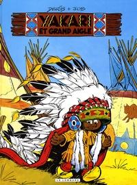 Derib et  Job - Yakari N° 1 : Yakari et grand aigle.