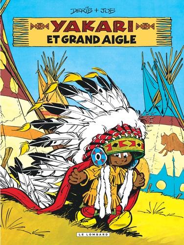 Yakari Tome 1 Yakari et grand aigle