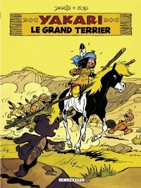 Derib et  Job - Yakari Tome 10 : Le Grand terrier.