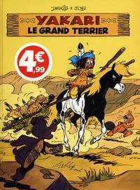 Derib et  Job - Yakari Tome 10 : Le grand terrier.