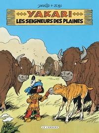 Derib et  Job - Yakari Tome 13 : Les seigneurs des plaines.