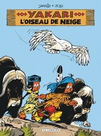 Derib et  Job - Yakari Tome 18 : L'oiseau de neige.