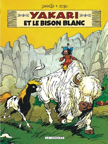 Yakari Tome 2 Yakari et le bison blanc