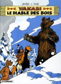 Derib et  Job - Yakari Tome 20 : Le diable des bois.