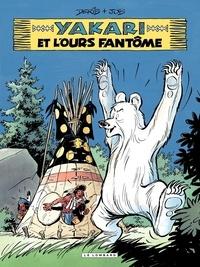 Derib et  Job - Yakari Tome 24 : Yakari et l'ours fantôme.