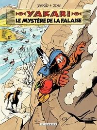 Derib - Yakari Tome 25 : Le mystere de la falaise.