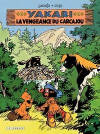 Derib et  Job - Yakari Tome 26 : La vengeance du carcajou.