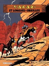 Derib et  Job - Yakari Tome 27 : Yakari et Longues-Oreilles.