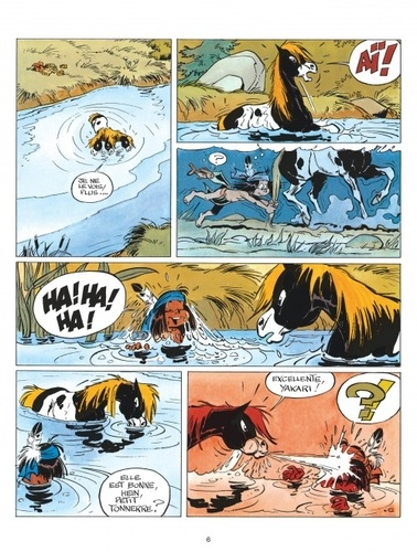 Yakari Tome 3 Yakari chez les castors