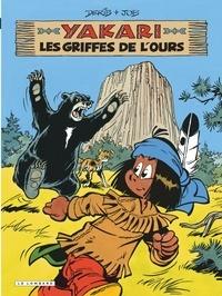 Derib et  Job - Yakari Tome 32 : Les griffes de l'ours.
