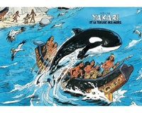 Derib et  Job - Yakari Tome 38 : Yakari et la tueuse des mers.