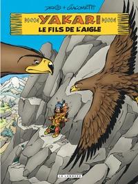 Derib et Xavier Giacometti - Yakari Tome 41 : Le fils de l'aigle - Avec l'affiche du film Yakari en cadeau.