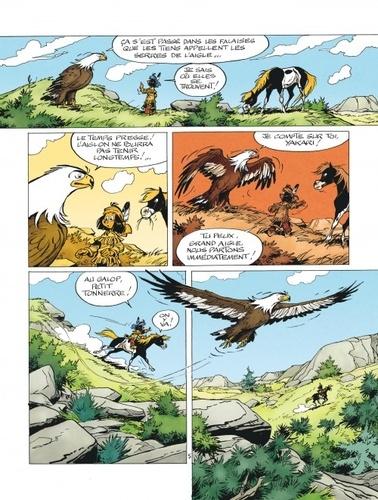 Yakari Tome 41 Le fils de l'aigle. Avec l'affiche du film Yakari en cadeau