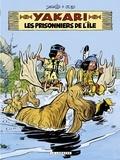 Derib et  Job - Yakari Tome 9 : Les Prisonniers de l'île.