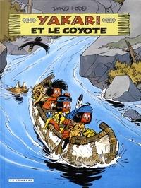 Derib et  Job - Yakari  : Yakari et le coyotte - Tes héros vus à la TV.
