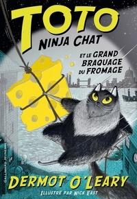Téléchargement d'ebooks Toto Ninja chat Tome 2