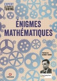 Dermot Turing - Enigmes mathématiques.