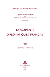 Des affaires étrangères Ministère - .