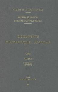 Des affaires étrangères Ministère - Documents diplomatiques français - 1945 – Annexes (11 septembre – 2 octobre).