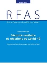 Des affaires sociales de la sa Ministere - Sécurité sanitaire et réactions au Covid-19 - N. 2 avril-juin 2021.