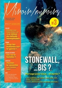 Jérémy Patinier et Arnaud Alessandrin - Miroir/Miroirs N° 3, 2e semestre 20 : Stonewall... bis ? - Les oublié(e)s du mariage pour tous....