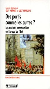 Era-circus.be DES PARTIS COMME LES AUTRES ? Les anciens communistes en Europe de l'Est Image