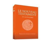 Deedr.fr Le Nouveau Testament et les psaumes - Traduction officielle liturgique Image