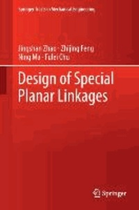 Design of Special Planar Linkages.