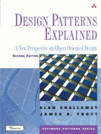 Design Patterns Explained - A New Perspective on Object-Oriented Design.