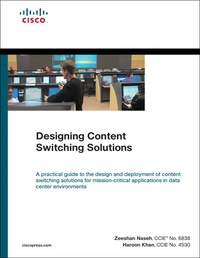 Designing Content Switching Solutions.