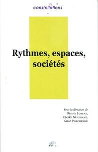 Désirée Lorenz et Cheikh Nguirane - Rythmes, espaces, sociétés.