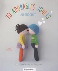 Desislava Dimitrova - 20 adorables jouets au crochet.