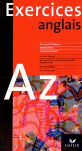 Desmond O'Sullivan et Michael Swan - L'anglais de A à Z - Exercices.