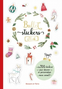 Bullet stickers Noël - + de 700 stickers pour décorer et personnaliser mon carnet.pdf