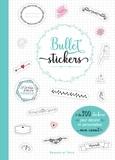 Dessain et Tolra - Bullet stickers - + de 700 stickers pour décorer et personnaliser mon carnet.