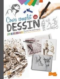 Dessain et Tolra - Cours complet de dessin.