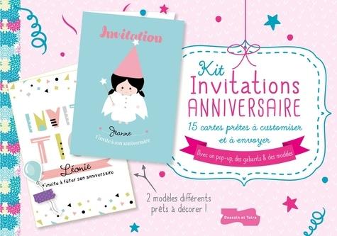 Carte d invitation anniversaire a envoyer par sms - Faire part mariage