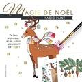 Dessain et Tolra - Magie de Noël - Avec un pinceau inclus.